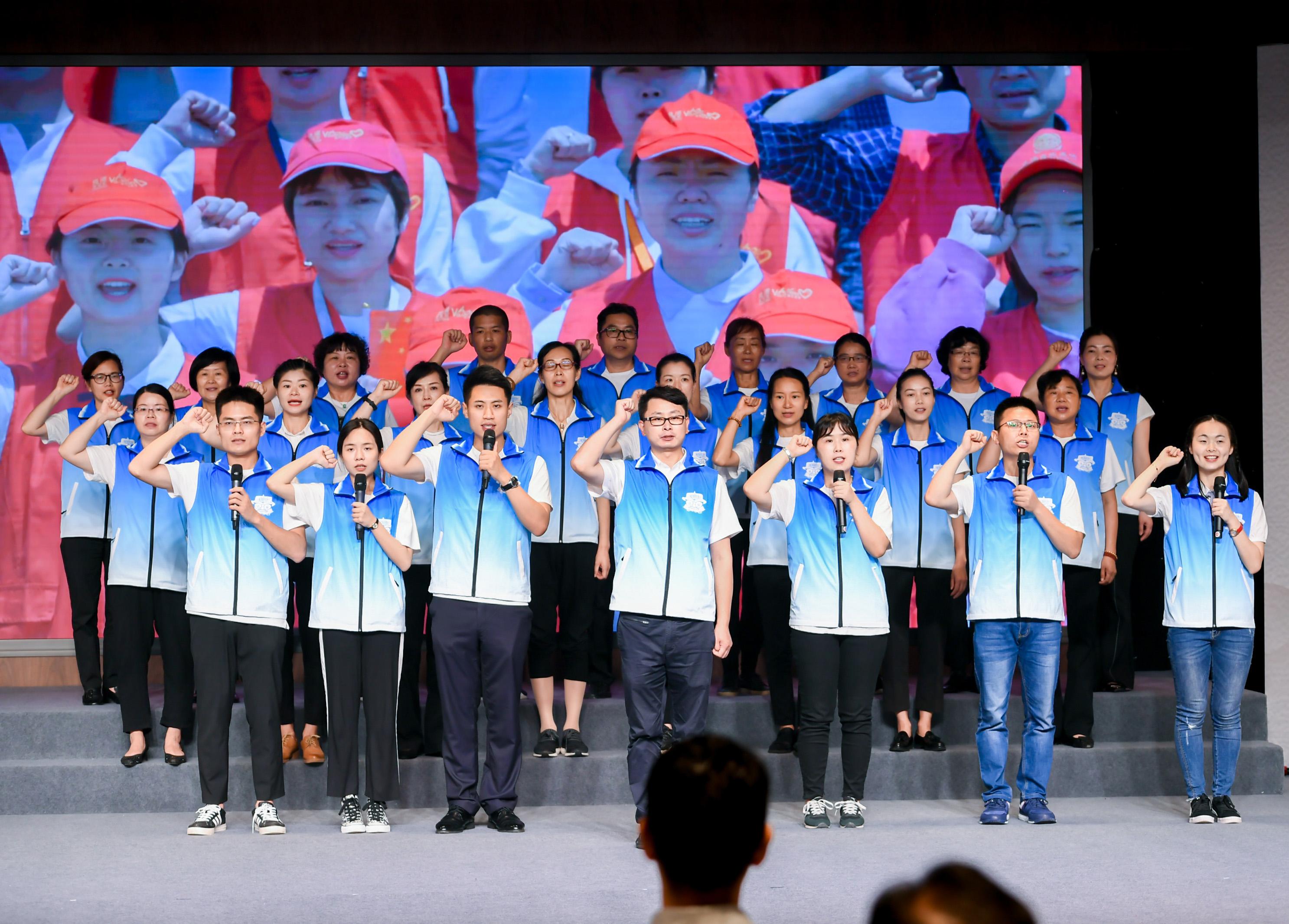 """""""传播良渚文化,弘扬支援精神""""——良渚文化志愿者总队成立"""