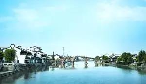 古运河仅存七孔石拱桥,这座桥见证运河500年历史
