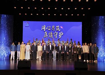 同心共筑,真情守护!杭州市第十一届社工节暨社工健康跑嘉年华今举行